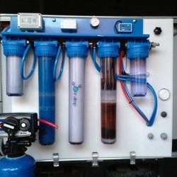 Equipo de ósmosis inversa con depósito ICB 350ppm
